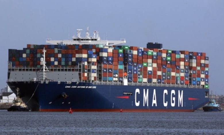 French container line CMA CGM has been hit by another cyber-attack