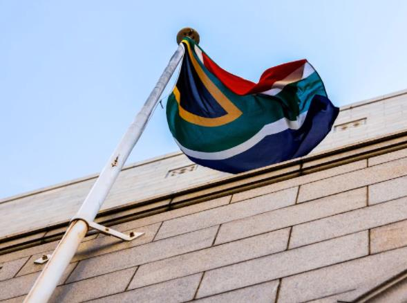 the Department of Justice and Constitutional Development of South Africa has been struck by cybercriminals